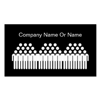 Business Staffing Business Cards