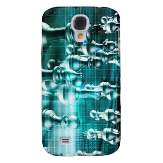 Business Strategy with a Chess Board Concept Samsung Galaxy S4 Case