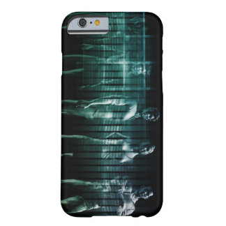 Business Team with Serious Expression Barely There iPhone 6 Case