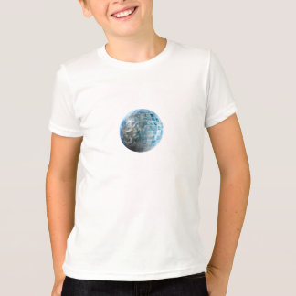 Business Technology Global Network with Futuristic Shirts