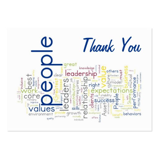 Related Pictures for employee thank you card from business flower ...