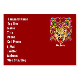 Business Theme Dual Logo Vertical Plse View Notes Business Card