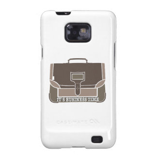 Business Time Samsung Galaxy S2 Cases