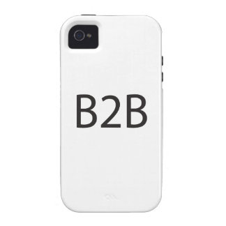 business to business.ai Case-Mate iPhone 4 cover