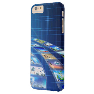Business Travel Barely There iPhone 6 Plus Case