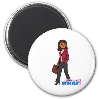 Business Woman - Dark Magnets