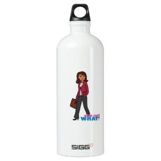 Business Woman - Dark SIGG Traveller 1.0L Water Bottle