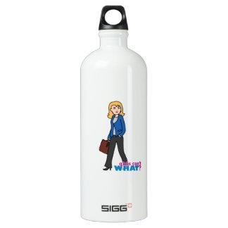 Business Woman - Light/Blonde SIGG Traveller 1.0L Water Bottle