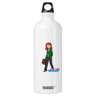 Business Woman Light/Red SIGG Traveller 1.0L Water Bottle