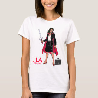 Business Woman Warrior T-Shirt