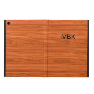 Business Wood Grain Style