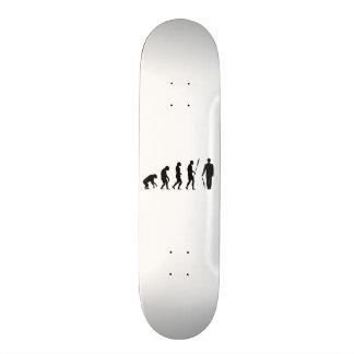 Businessman Evolution Custom Skate Board