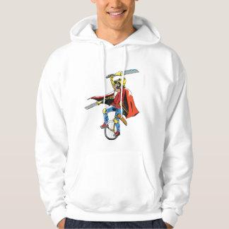 Buso to malabar hoodie