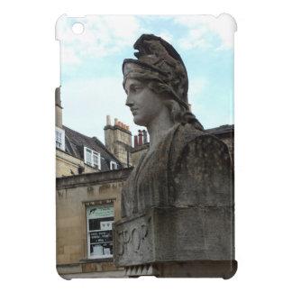 Bust at Roman Spa, Bath, England iPad Mini Case