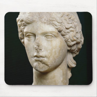 Bust of Agrippina the Elder  c.37-41 AD Mouse Pad