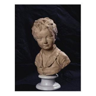 Bust of Alexandre Brongniart Postcard