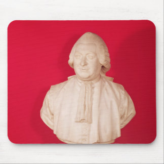 Bust of Chretien Guillaume Mouse Pad