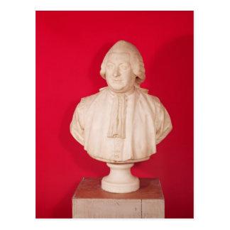 Bust of Chretien Guillaume Postcard