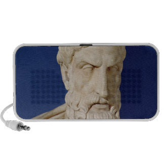 Bust of Epicurus Notebook Speakers