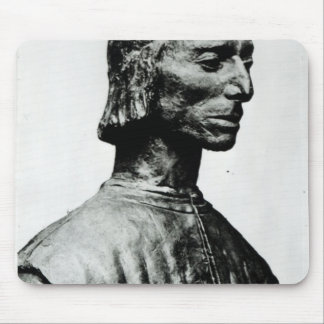 Bust of Niccolo Machiavelli Mouse Pad