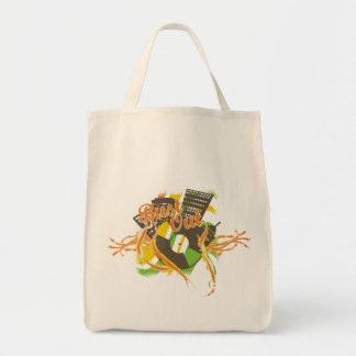Bust Out Music T-shirts and Gifts Tote Bags