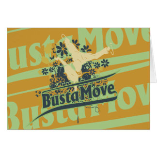 Busta Move T-shirts and Gifts Cards