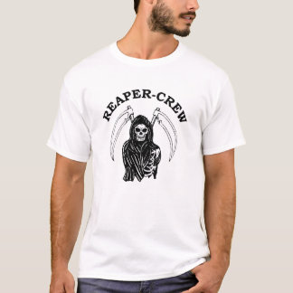BUSTED-KNUCKLE REAPER-CREW HARDCORE T-Shirt