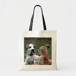 buster and jade 3 tote bag