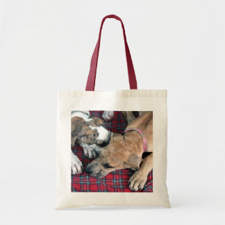 buster and jade 4 tote bag