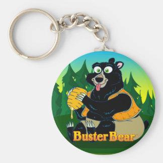 Buster Bear™ Keychain