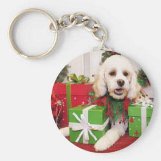 Buster - Cockapoo - Meyer Keychains