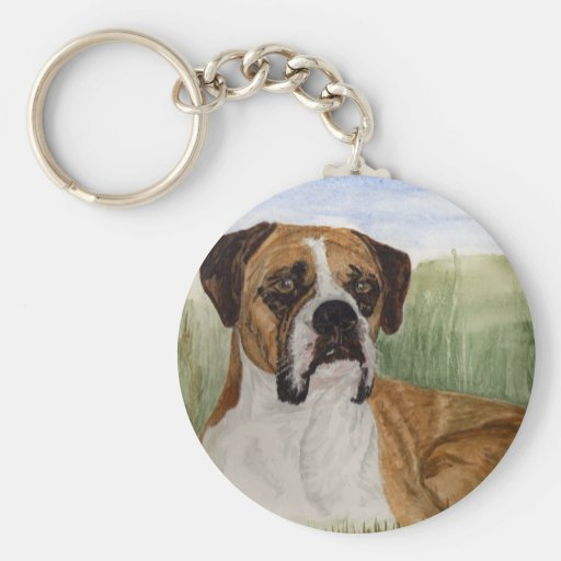 'Buster' Keychain
