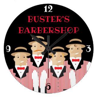 Buster's Barbershop Clock