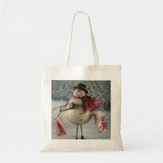 Bustling Shopper Tote Bag