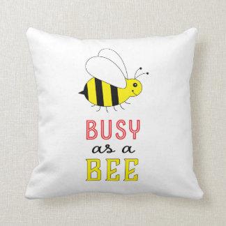 Busy as a Bee Cushion