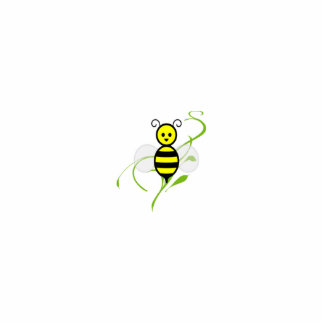 Busy As A Bee Honeybee Photo Cut Out