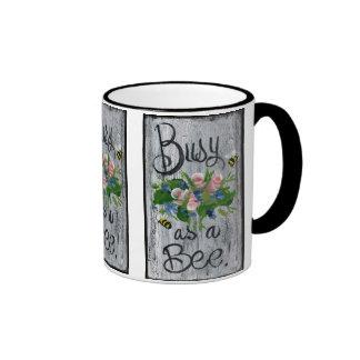 Busy as A Bee Mug