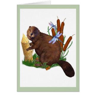 Busy Beaver Card