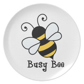 Busy bee2 plates