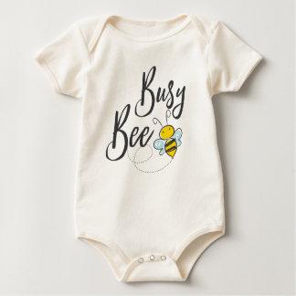 Busy Bee Baby Bodysuit