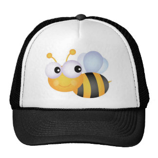 Busy Bee Cap