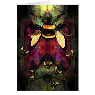 Busy Bee Card