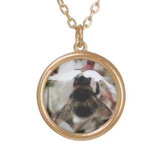 Busy Bee (Close-Up) Necklace