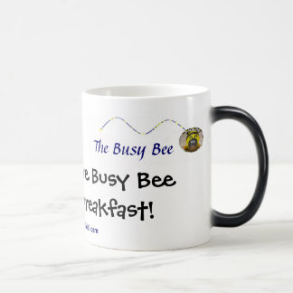 Busy Bee Color Changing Mug