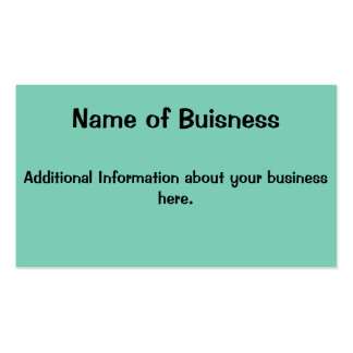 Busy Bee hard work Pack Of Standard Business Cards
