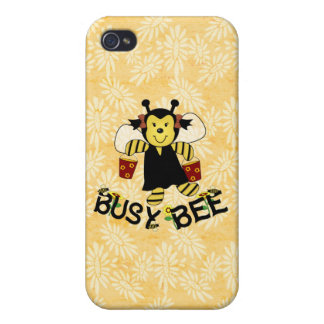Busy Bee iPhone 4/4S Covers