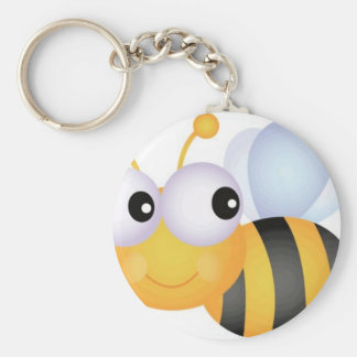 Busy Bee Key Chains