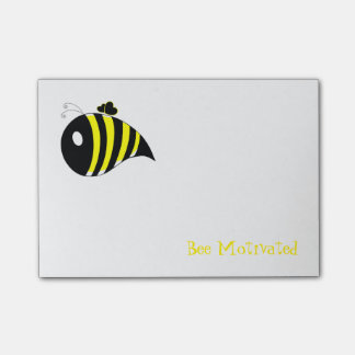 Busy Bee Motvational Post-it® Notes