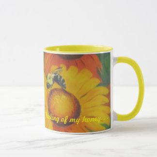 """""""Busy Bee"""" Mug"""