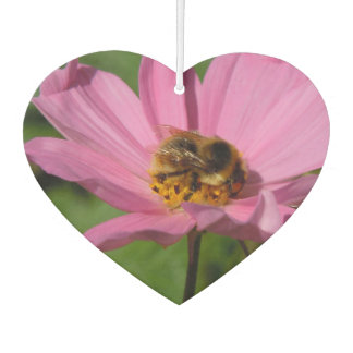 Busy Bee on Cosmo Car Air Freshener